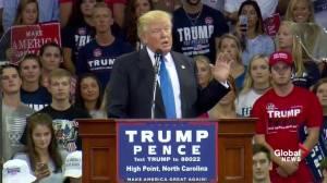 US must treat radical Islamic terrorism like Nazism: Trump