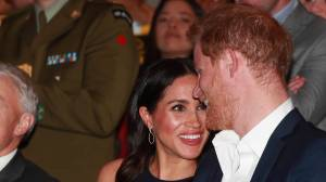 Prince Harry and Meghan Markle attend reception by Auckland's Pasifika community