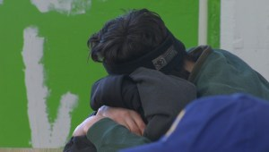 Keeping Montreal's homeless warm this winter