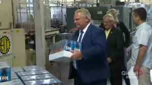 'Buck-a-beer' returns to Ontario