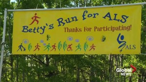 22nd Annual Betty's Run for ALS supports Albertans living with the disease