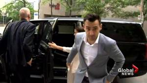 Hedley frontman Jacob Hoggard in court as preliminary hearing begins in sex assault case