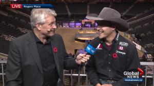 PBR On The Road Show: Zane Lambert interview