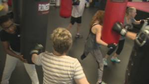 Better Winnipeg: Boxing classes for people with Parkinson's disease a hit (01:30)