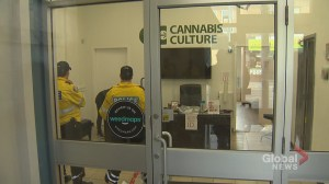 Police raid Cannabis culture location in Toronto