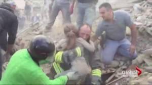 One Canadian confirmed dead in Italian earthquake