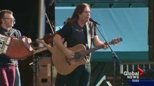 A look back at the Fire Aid concert for Fort McMurray