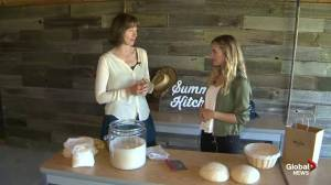 DIY Homesteader Festival: Sourdough bread making