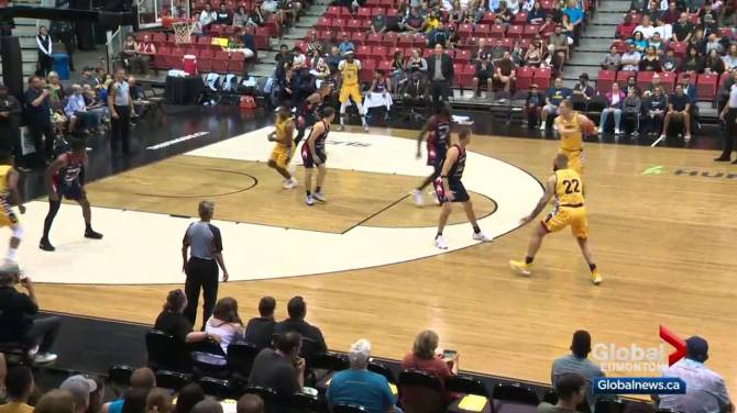 Edmonton Stingers set to battle Saskatchewan Rattlers in Canadian Elite Basketball League semi-final