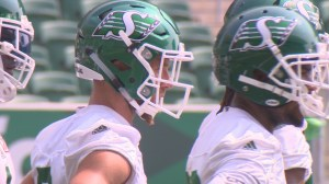 Receiver Rob Bragg speaks on return to Riders