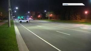 Durham police investigating fatal Ajax collision