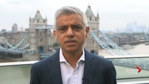 London Mayor fires back at Trump over immigration, terrorism critiques