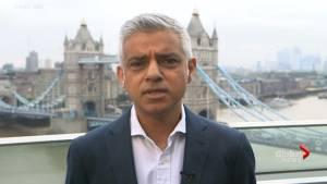London Mayor fires back at Trump over immigration, terrorism critiques