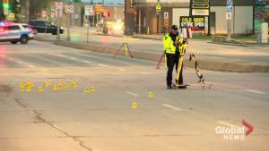 Portage Ave. re-opened follow serious collision investigation