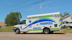 Paramedic pilot project coming to Hastings-Quinte