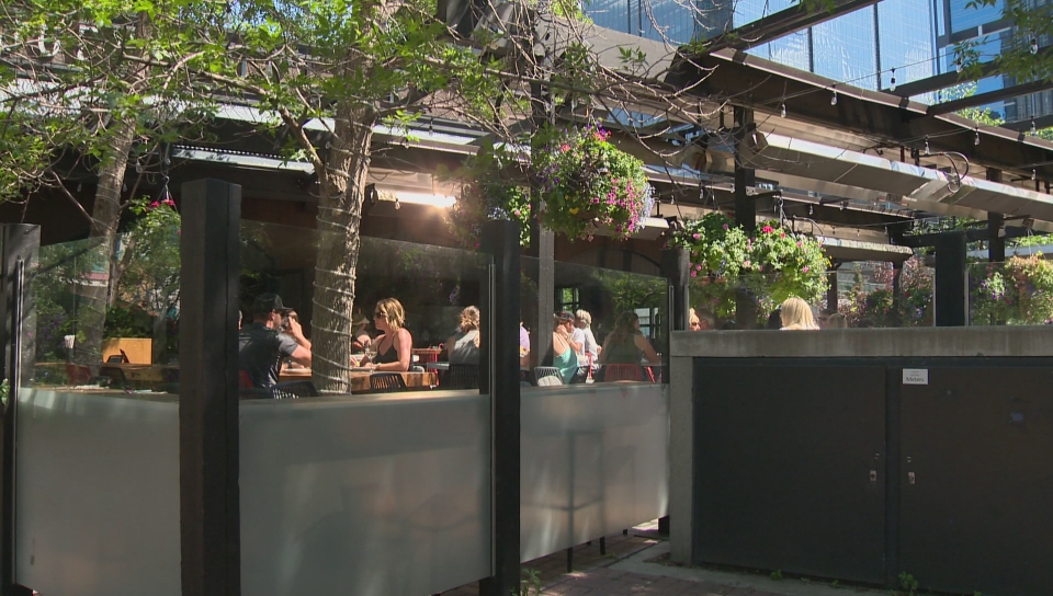... Their Patios And There Could Soon Be More Options. The Province  Announced On Sunday That It Is Relaxing Its Rules For The Bar And Restaurant  Industry, ...