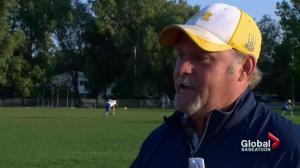 Football, teaching and chocolate: Saskatoon Hilltops head coach Tom Sargeant