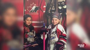 Ringette Scores on Cancer tournament takes over Edmonton
