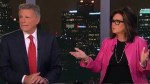 News anchors react to L.A. earthquake live on air