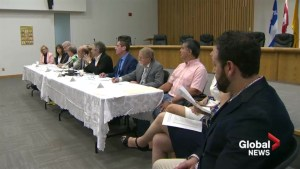 West end mayors call for changes to Quebec's electoral map