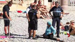Burkini bans in France make waves around the world