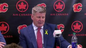 Bill Peters looks to build an identity with the Calgary Flames