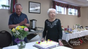 Local woman celebrates 100th birthday