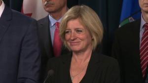 Businesses will start again depending on individual damage: Alberta premier