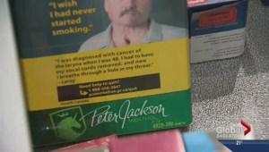Saskatchewan pressured to ban sale of menthol cigarettes