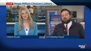Mega Million Choices Lottery – Melissa Gowryluk
