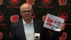 Deal would be worse than Saddledome according to Ken King