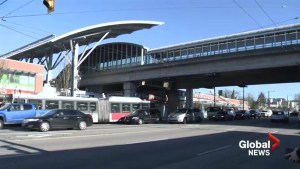 Translink unveils new walkway at Commercial and Broadway