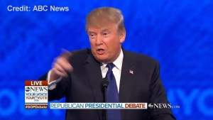 Trump gets booed at debate, calls audience 'special interest and donors' for Jeb Bush
