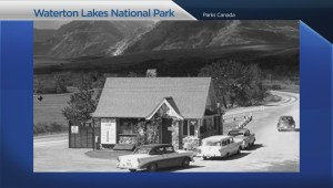Crews work to protect Waterton Lakes National Park history as wildfire spreads closer