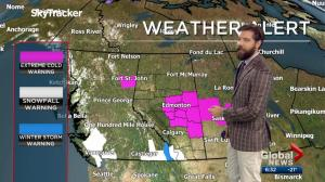 Edmonton Weather Forecast: Feb. 12