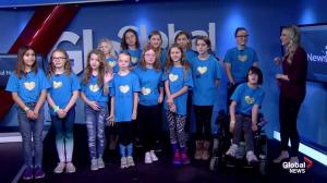 Saskatchewan students travel to Winnipeg to take part in WE Day