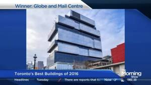 The best buildings of 2016