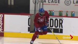 Subban in the storm