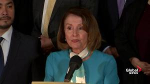 Pelosi: The House will terminate the emergency declaration