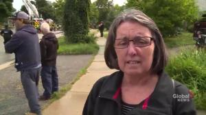 'The house next door was flattened': neighbour reacts to Kitchener house explosion
