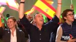 Far-right party wins seats in Spain's Andalusia region