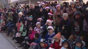 15th annual Vancouver Santa Claus Parade