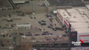 B.C.'s civilian police watchdog releases its report into a fatal police-involved shooting outside a Canadian Tire store