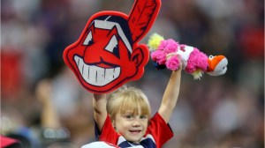 Cleveland Indians drop Chief Wahoo logo from uniforms