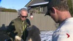 Kelowna family reunited with pet, has suspicion about who stole their dog
