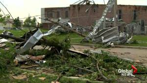 Environment Canada misses spotting Windsor tornadoes