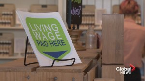 Calgary business starts campaign supporting living wage over minimum wage