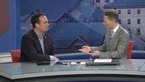 Kingston and the Islands MP Mark Gerretsen discusses federal election.