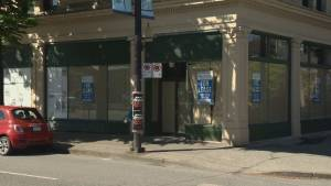 Shifting small business tax burden in Vancouver