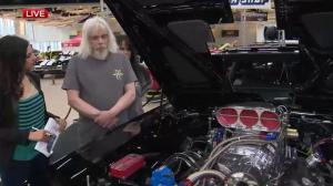 Winnipeg car enthusiasts part of Piston Ring's World of Wheels show